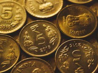 インドルピー硬貨